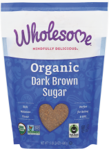 Organic Brown Sugar product image.