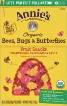 Organic Fruit Snacks product image.