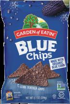 Garden Of Eatin' Tortilla Chips 6-8.1 oz., selected varieties product image.