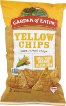 Garden Of Eatin' Tortilla Chips product image.