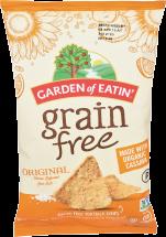 Garden Of Eatin' Grain Free Paleo Tortilla Chips product image.