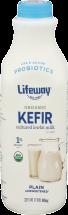 Lifeway Organic Kefir 32 oz., selected varieties product image.