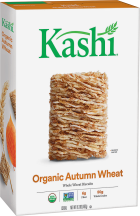 Kashi Organic Cereal 9.5-16.3 oz., selected varieties product image.