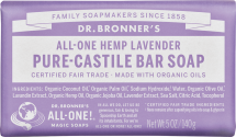 Pure Castile Bar Soap product image.