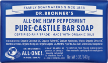 Dr. Bronner's Bar Soap 5 oz., selected varieties product image.