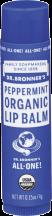 Organic Lip Balm product image.