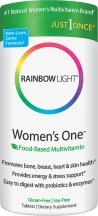 Rainbow Light Women's One Multivitamin 90 ct. other Rainbow Light products also on sale product image.