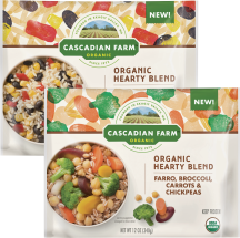 Organic Hearty Blends product image.