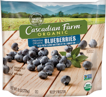 Cascadian Farm Organic Frozen Fruit product image.