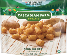 Organic Frozen Potatoes product image.