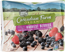 Organic Frozen Fruit product image.