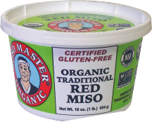 Miso Master Organic Miso product image.