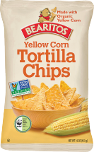 Bearitos Tortilla Chips 16 oz., selected varieties product image.