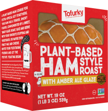 Plant-based Ham  product image.