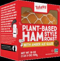 Plant-basedHam  product image.