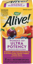 Alive! Multivitamins product image.