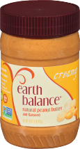 Earth Balance Peanut Butter product image.