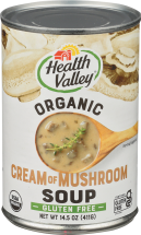Health Valley Organic Soup product image.