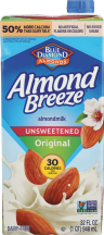Blue Diamond Almond Milk product image.