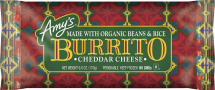 Amy's Burrito 5.5-6 oz., selected varieties other Amy's frozen items also on sale product image.