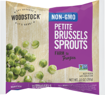 Woodstock Frozen Vegetables product image.