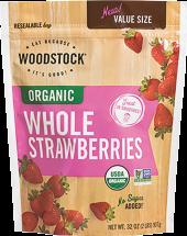Organic Frozen Fruit product image.