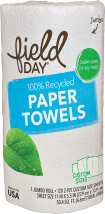 Field Day Custom-size Paper Towels product image.