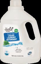 Liquid Laundry Detergent product image.