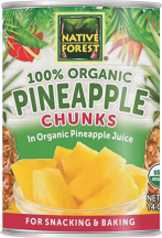 Native Forest Organic Pineapple product image.