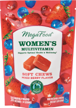 Megafood Women's or Men's One Daily Chew product image.