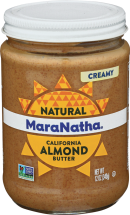 Maranatha Almond Butter 12 oz., selected varieties product image.