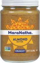 Maranatha No Stir Almond Butter 12 oz., selected varieties other Nut Butters also on sale product image.