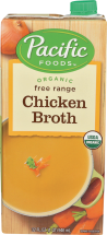 Turkey and Poultry broth on sale for $3.79  product image.