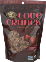 Organic Love Crunch Cereal product image.