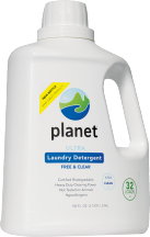Liquid Laundry Detergent product image.