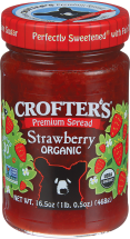 Organic Premium Fruit Spread product image.