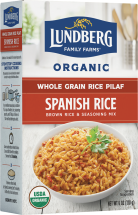 Organic Whole Grain Rice Mix product image.