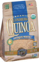 Lundberg Family Farms Organic Quinoa 12 oz., selected varieties product image.
