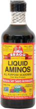 Bragg Liquid Aminos 16 oz. other Bragg Aminos products also on sale product image.