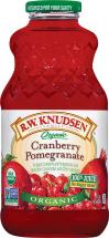 R.W. Knudsen Organic Juice 32 oz., selected varieties product image.