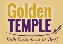 Golden Temple Bulk Granola per pound in bulk product image.