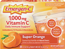 Vitamin C Supplement product image.