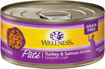 Wellness Cat Food 5.5 oz., selected varieties other Cat Food also on sale product image.
