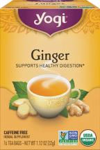 Yogi Tea 16 ct., selected varieties product image.