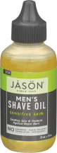 Jason Men's Shave Oil 2 oz., selected varieties product image.