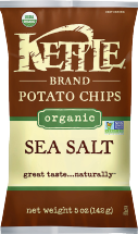 Organic Potato Chips product image.