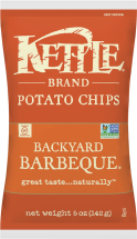 Kettle Brand Potato Chips 5 oz., selected varieties product image.