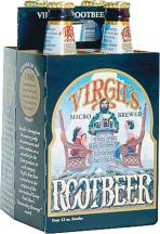 Virgil's Root Beer 4 pack, selected varieties product image.