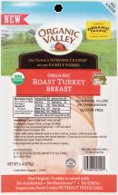 Organic Prairie Organic Sliced Deli Meat 6 oz., selected varieties product image.