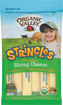 Organic Valley Organic Stringles product image.
